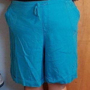 Plus Shorts